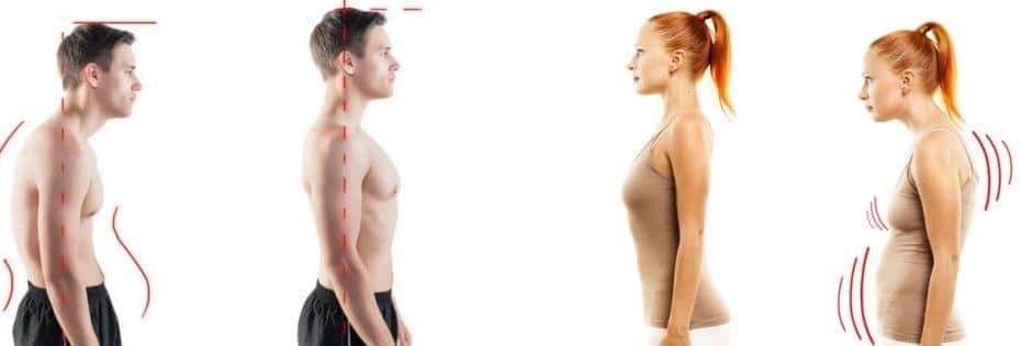 el secreto de la buena postura