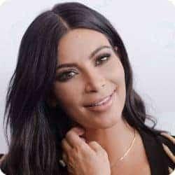 Quiropráctica es parte de la vida de Kim Kardashian
