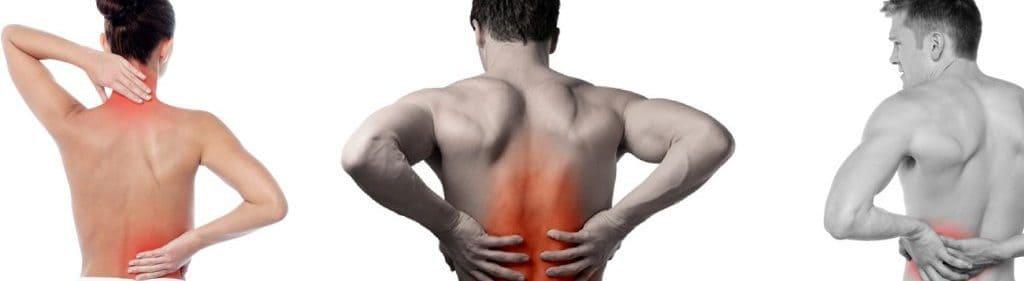 personas con dolor lumbar