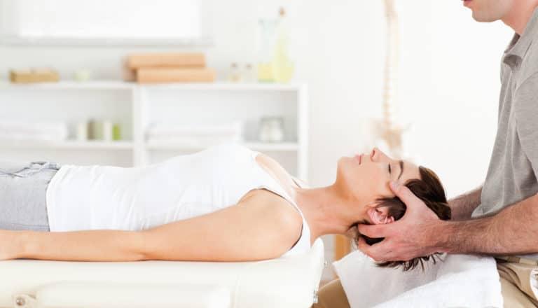 ajuste quiropractico cervical